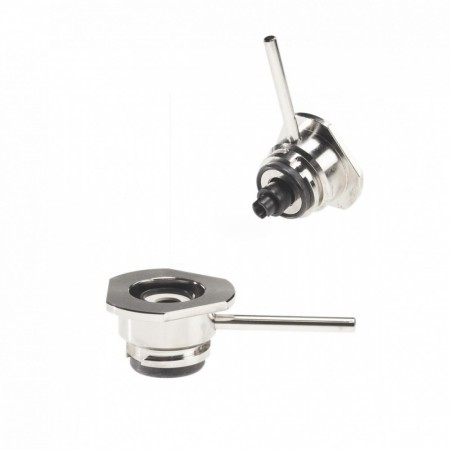 Cleaning adapter KeyKeg coupler to Sankey ´S´ system with lever (European)