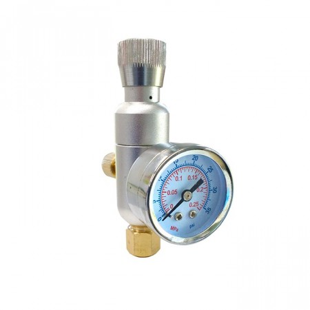 CO2 Picnic adapter med regulator