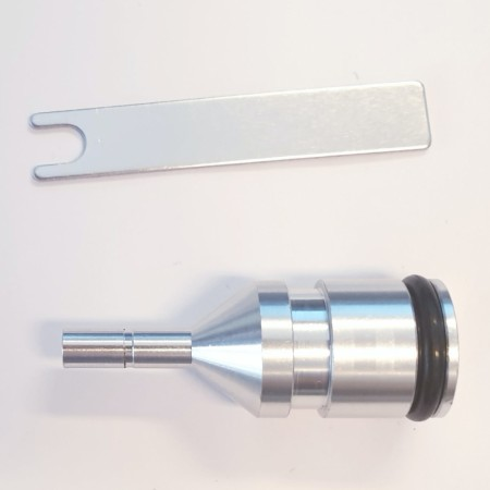 Ball Lock Adapter for Tapcooler Mottrykksfyller