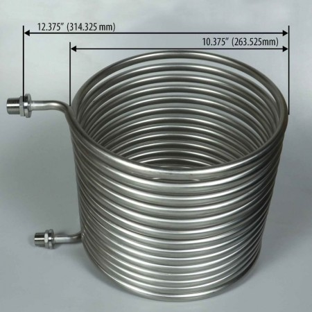 HERMS Coil Large - Blichmann