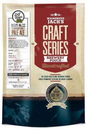 Craft Series American Pale Ale ekstraktsett - 2,5kg