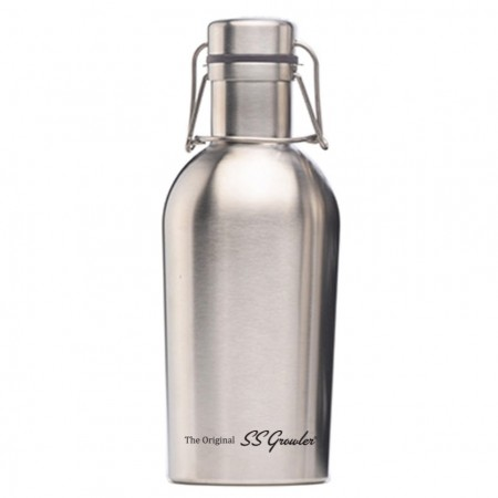SS Growler 1L - Brewsuit