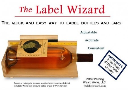 The Label Wizard - manuell etikettmaskin