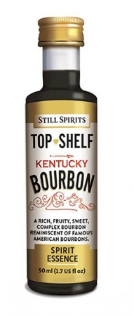 SS Top Shelf Kentucky Bourbon - 50ml essens