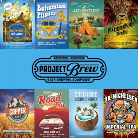 Project Brew Ølsett