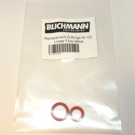 Replacement O-rings for Blichmann RipTide Valve