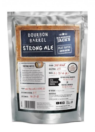 Craft Series Bourbon Barrel Strong Ale (Limited Edition) ekstraktsett - 2,5kg