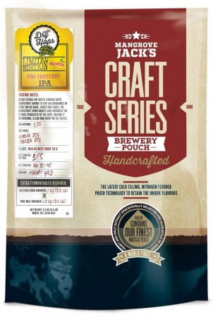 Craft Series Pink Grapefruit IPA (Limited Edition) ekstraktsett - 2,5kg
