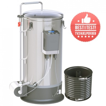 Grainfather G30 (Connect) - helautomatisk bryggemaskin