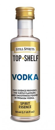 Top Shelf Vodka - 50ml essens