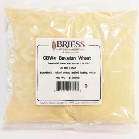 Spraymalt - Bavarian Wheat 0,45kg (6,5 EBC) - Briess