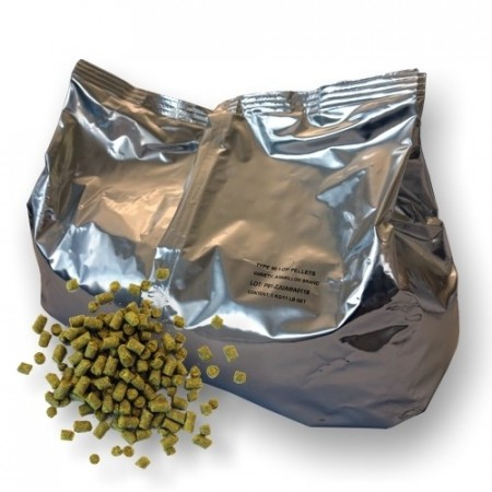 Idaho-7 / 007: The Golden Hop 5kg pellets 2018