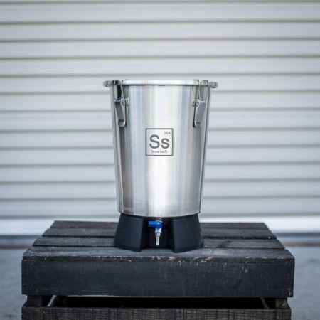 Brew Bucket Mini 13L - Ss Brewtech