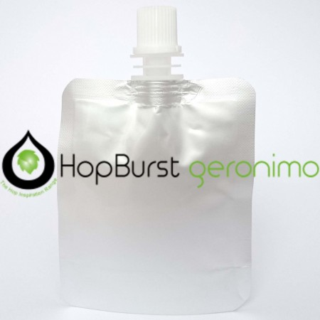 HopBurst Geronimo (Simcoe) - 20 ml Homebrew Pouch