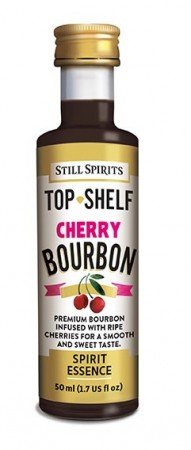 SS Top Shelf Cherry Bourbon - 50ml essens