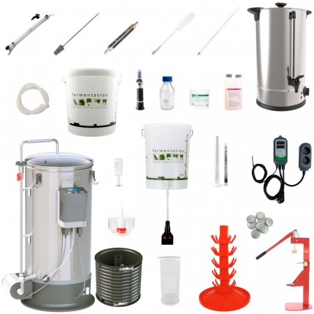 Grainfather Brewery Kit - Komplett startsett (Spar 10%)