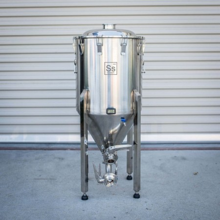 Ss Brewtech Chronical Fermenter Brewmaster Edition 64 liter (Half bbll)