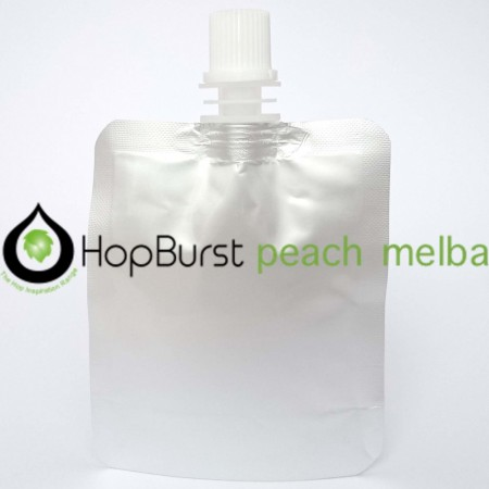 HopBurst Peach Melba (Amarillo) - 20 ml Homebrew Pouch