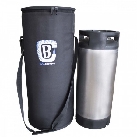 Keg Cooler 5 gallon - for 19 liter fat