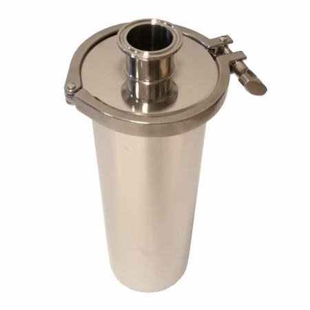 "1,5"" Tri-Clamp Inline Filter Lang (35cm)"