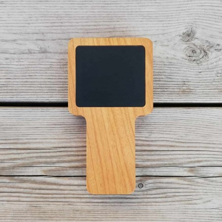 Simple Square Tap Handle - håndtak til tappekran med krittavle