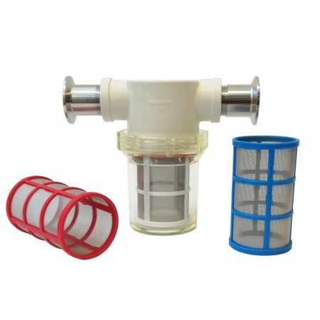 "Bouncer Pro Inline Beer Filter med 1,5"" TC"