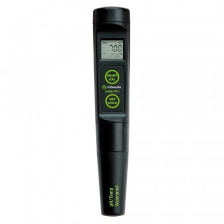 Milwaukee PH56 PRO - vanntett pH meter med utskiftbar probe