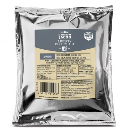 Liberty Bell Ale M36 - 100g