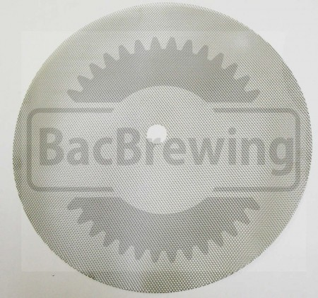 Large Mesh Filter Disc for BM20 - BacBrewing
