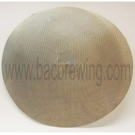 Fine Mesh Filter Disc for BM50 - BacBrewing