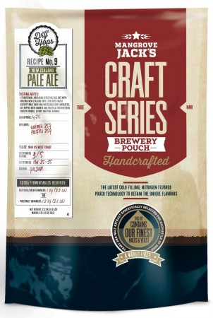 Craft Series NZ Pale Ale ekstraktsett - 2,2kg