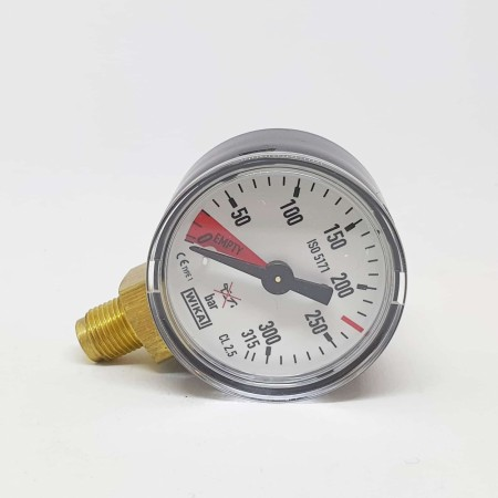Manometer 0-315 bar - Oxyturbo