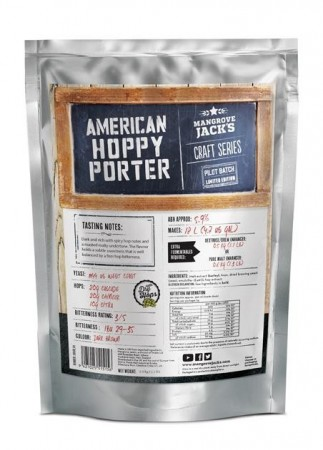 Craft Series American Hoppy Porter (Limited Edition) ekstraktsett - 2,5kg
