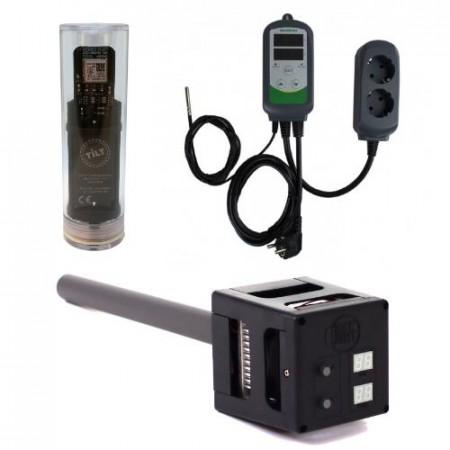 Temperaturkontroll og utstyr