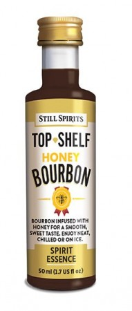 SS Top Shelf Honey Bourbon - 50ml essens