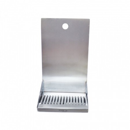 Shank Mounted Drip Tray - 1 kran - Krome Dispense