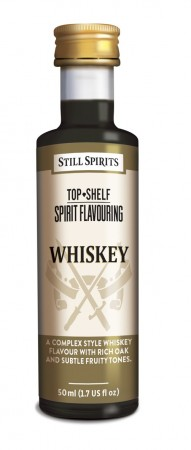 SS Top Shelf Whiskey - 50ml essens