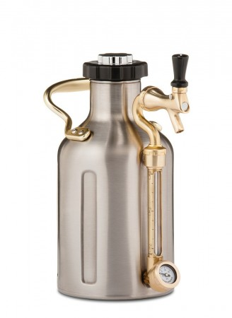 GrowlerWerks uKeg 64 Stainless (1,9L)