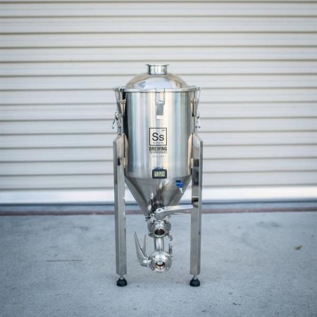 Ss Brewtech Chronical Fermenter Brewmaster Edition 26 liter